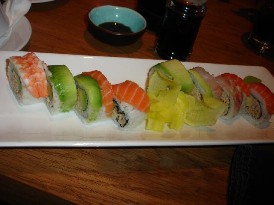 Kiotori: Rainbow rolls