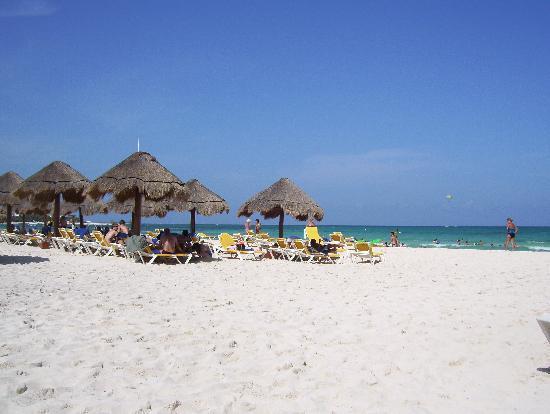 Iberostar Paraiso Maya: maya beach