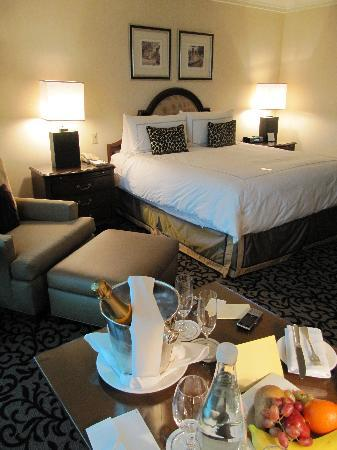 Four Seasons Hotel Las Vegas : Comfy beds