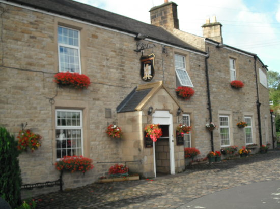 Brampton, UK: The Greenhead Hotel