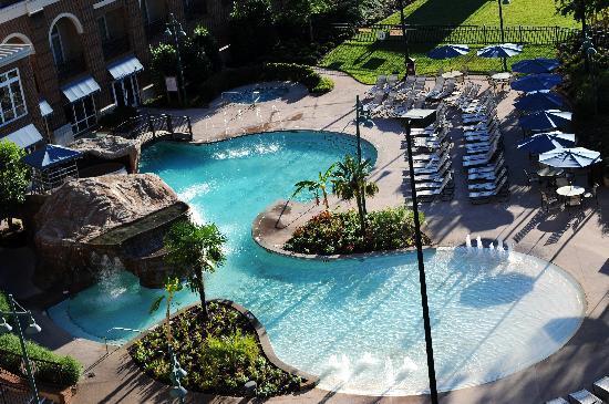 Marriott Shoals Hotel & Spa: Pool