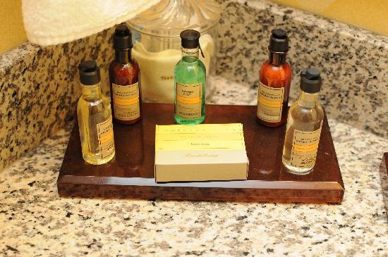 Marriott Shoals Hotel & Spa: Bath & Body Works Products