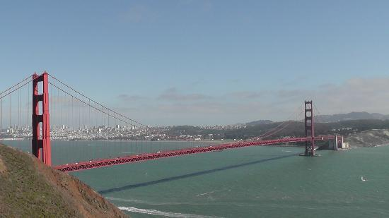 Hendrik Point Picture Of Golden Gate Bridge San