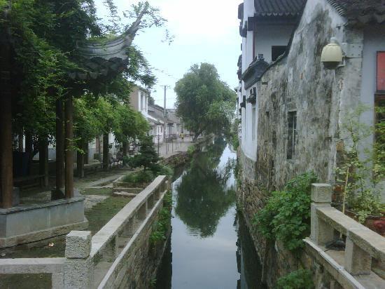 Suzhou, Chine : Kanal