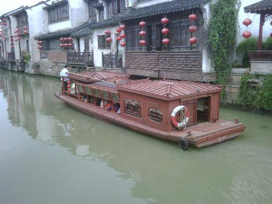 Suzhou, China: Kanal