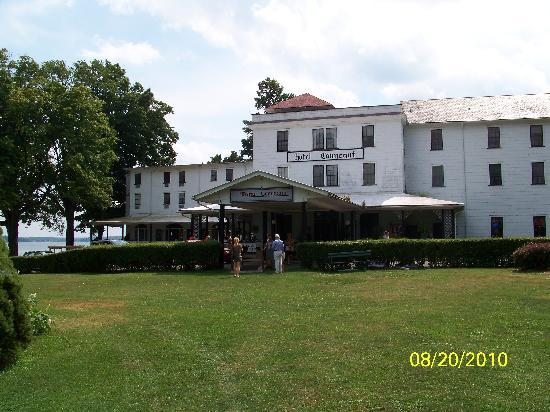 Conneaut Lake, PA: Hotel