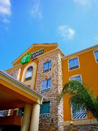 Holiday Inn Express & Suites Corpus Christi: Hotel