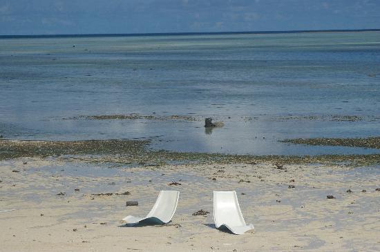 Sipadan Mabul Resort: beach