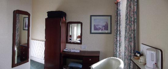 Carrbridge Hotel: Single bedrom no 402