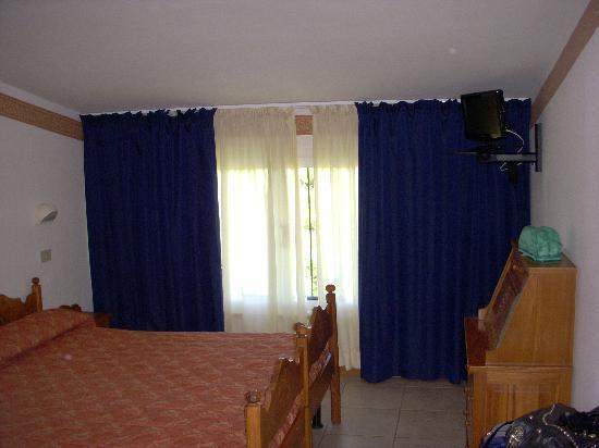 Hotel Des Bains: camera mansarda