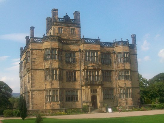 ‪Gawthorpe Hall‬