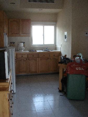 Hotel Santa Fe: camera con cucina