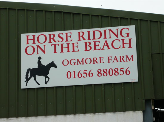 ‪Ogmore Farm Riding Centre‬