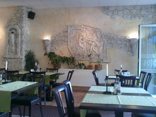 Inside of Mythos, Ludwigshafen