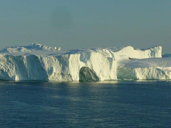 Ilulissat, Greenland: La baie de Disko août 2010