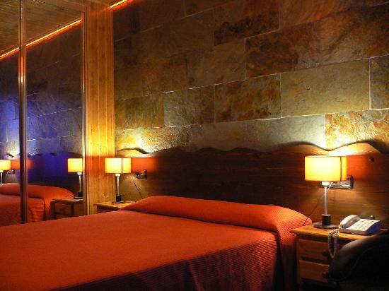 Hotel Dona Blanca: la habitacion que nos toco
