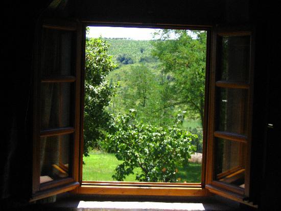 Le Mandrie di Ripalta: Blick aus dem Zimmer