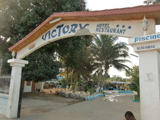 Toliara, Madagascar: Entry to the Victory