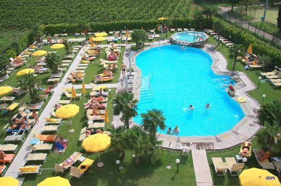 Hotel Savoy Palace - TonelliHotels: pool