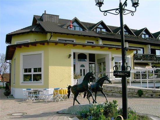 Reiterhof-Altmühlsee: Hotel