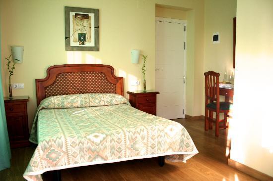 Ayamontino: Habitación matrimonial