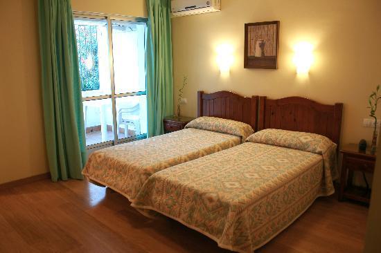 Ayamontino: Habitación doble