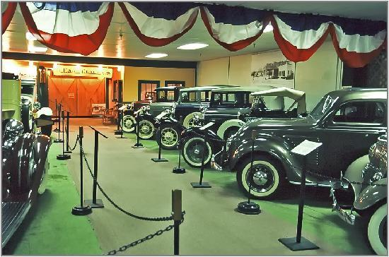 Deer Lodge, MT: Montana Auto Museum