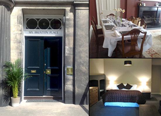 Photo of Six Brunton Place Guest House Edinburgh