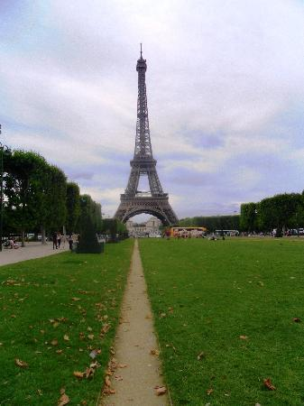 Paris, France: Eiffel Tower
