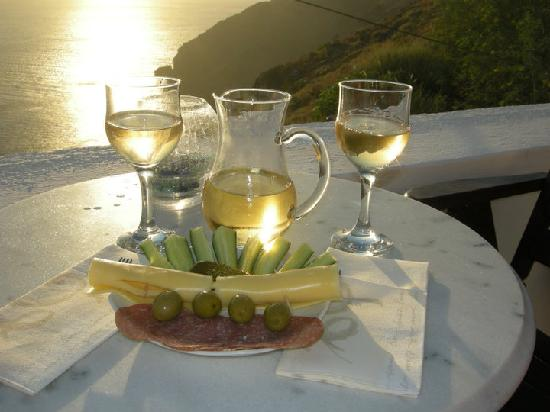 Lithies Traditional Homes: il sunset drink