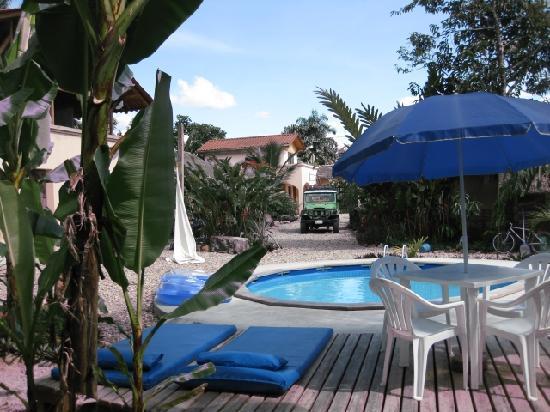 Yurapamba Jungle Resort: Pool