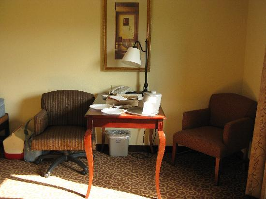 Hampton Inn Gallipolis: King Room