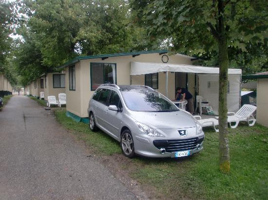 Camping Park delle Rose : mobil home