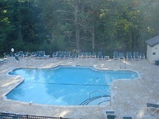 Wingate by Wyndham Lake George: Pool (there was also an inside pool & jacuzzi)
