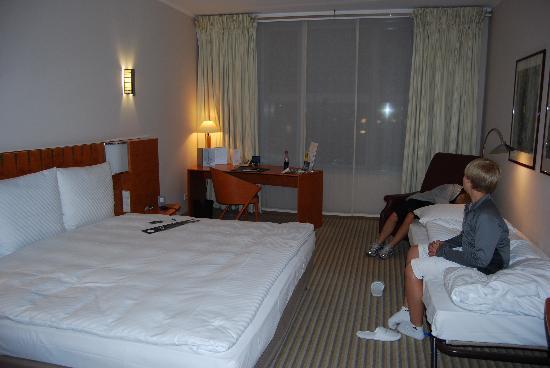 Hilton Munich Airport: Room
