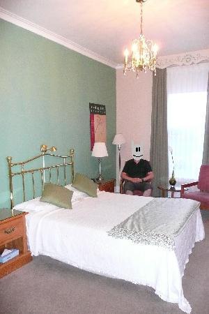 Chateau de l'Argoat: Zimmer Nr. 3 im EG neben der Rezeption