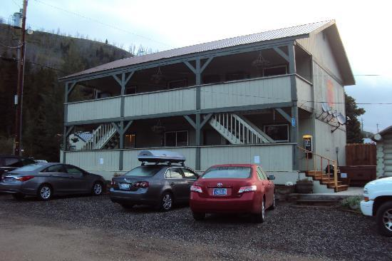 Cooke City's Elk Horn Lodge: Elk Horn Lodge