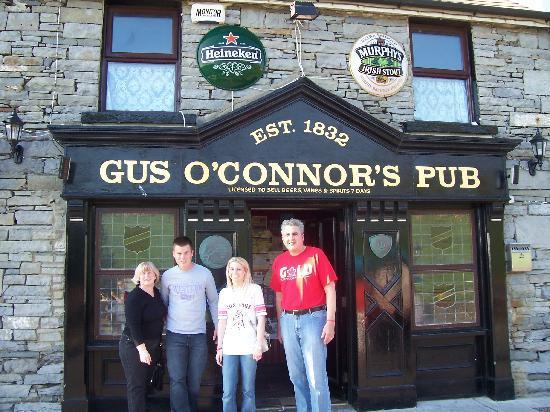 Tir gan Ean House Hotel: Pub #2 - O'Connor's pub