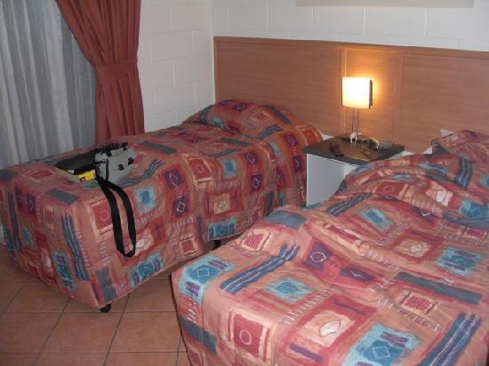 Cairns Queens Court: Beds