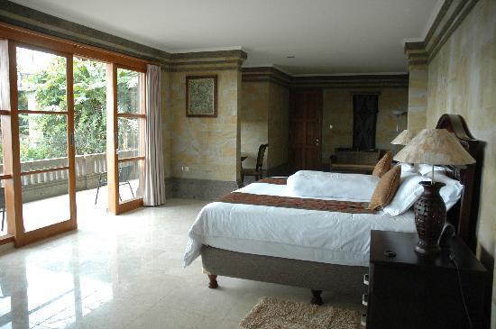 Villa Wastra: Our room