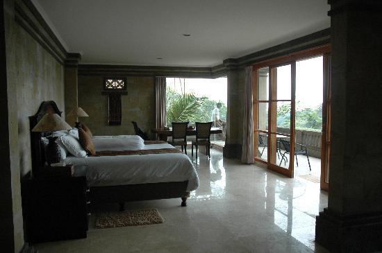 Villa Wastra: Panoramic view...