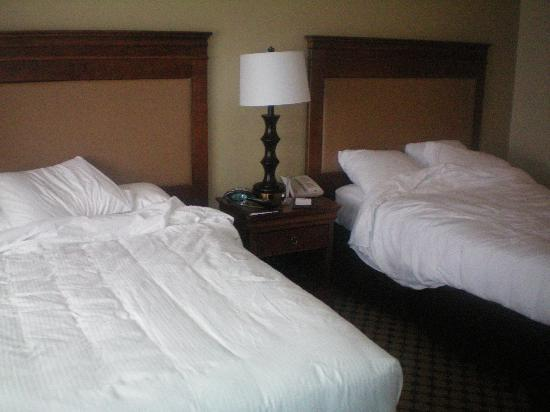 The Hotel at Auburn University: 2 Queen beds non smoking