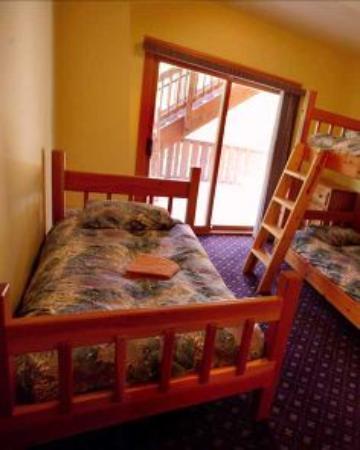 Alpine Lodge Hostel: Triple Room
