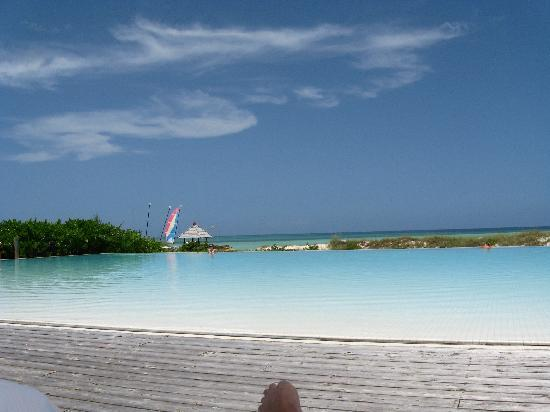 COMO Parrot Cay, Turks and Caicos: la piscina