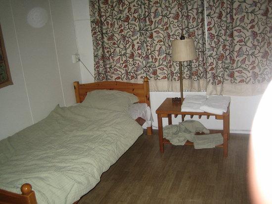Seydisfjordur Hostel Hafaldan: und unser Zimmer.
