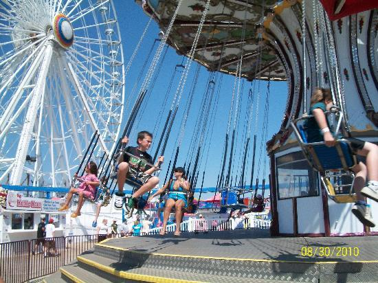 Ocean City, NJ: swings