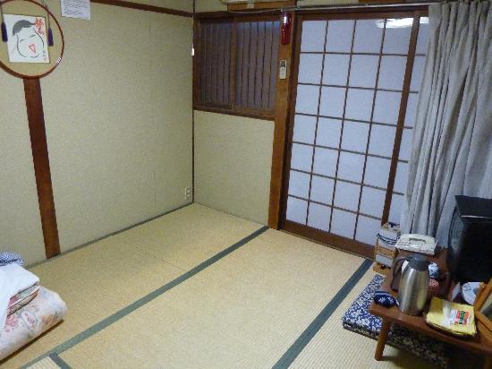 Yadoya Hiraiwa: la chambre