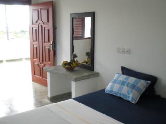 Seagreen Guesthouse: Zimmer mit Balkon / Meerblick