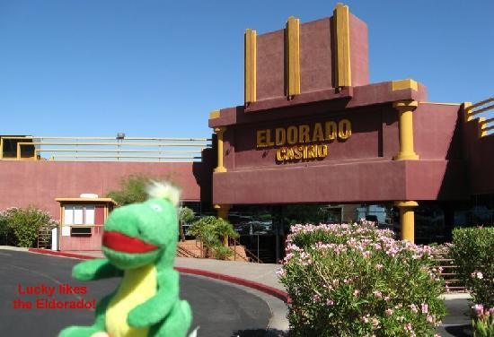 Henderson, NV: Lucky likes the Eldorado Casino