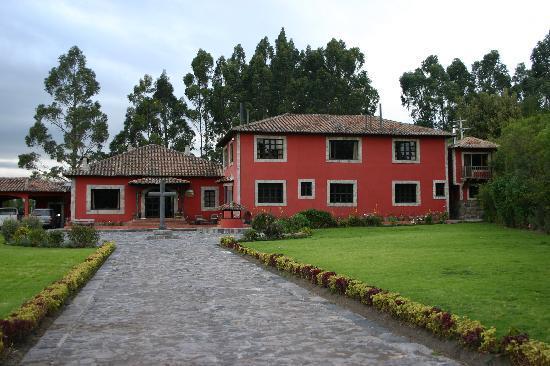 Mulalo, Ekuador: Hacienda